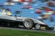 DTM - Hamilton, Coulthard & Alesi in Hockenheim