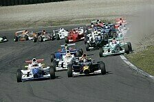 Formel BMW - 13 Nationen am Start: Fahrerfeld steht fest