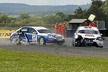 BTCC - Bilder: Croft - 5. Lauf