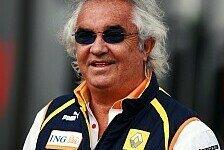 Formel 1 - Riesige Genugtuung: Briatore: Die Gerechtigkeit hat gesiegt