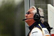 Formel 1 - F1 vor Gericht: Crashgate-Berufung: Briatore-Urteil am Dienstag