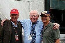 Formel 1 - Unerm�dlicher Einsatz : Sid Watkins: Ein Leben f�r die Sicherheit