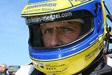 Mehr Motorsport - Was willst Du mehr �: Christian Menzel