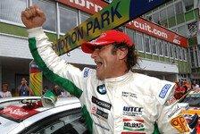 Formel 1 - Am Ziel seiner Tr�ume: Zanardi gewinnt Gold in London