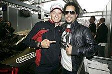 DTM - Ein absoluter Top-Act: Fan-Service: 'Ich+Ich'-Auftritt am N�rburgring