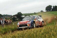 WRC - Alternative steht bereit: Polen-Rallye als Ersatz f�r Monte Carlo