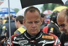 MotoGP - Will ein konkurrenzf�higes Bike: Byrne schlie�t MotoGP-Comeback nicht aus