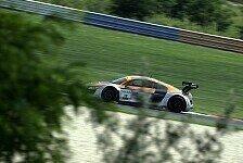 ADAC GT Masters - Traumwochenende für Moser/Haase