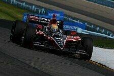 IndyCar - Ein Underdog siegt in Watkins Glen: Justin Wilson gelingt die �berraschung