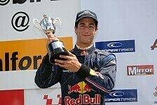 Formel 1 - Das Rookie-Testfeld nimmt Formen an: Ricciardo von erstem F1-Test �berrascht