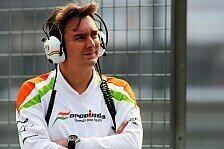 Formel 1 - Neue Technikstruktur: Force India: Smith l�st Key ab