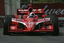 IndyCar - Desaster f�r Andretti Green Racing: Pole f�r Dario Franchitti in Toronto