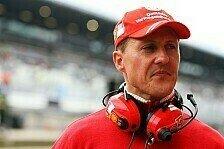 Formel 1 - Eine Frage des Alters?: Michael Schumacher - Der Oldie im Feld