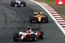 GP2 - In drei Wochen Meister?: H�lkenberg freut sich auf Spa-Francorchamps