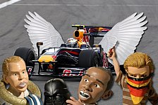 Formel 1 - Red Bull rockt am Ring: Video-Highlights 2009: Satire-News Deutschland GP