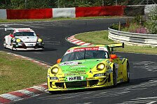 NLS - Fünfter Saisonsieg für Manthey-Racing