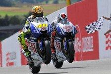 MotoGP - Valentino Rossi: 19 Saisons und noch lange nicht genug