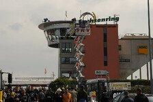 MotoGP - Jerez bis 2015 im Rennkalender: Sachsenring GP 2013 wieder eine Woche sp�ter