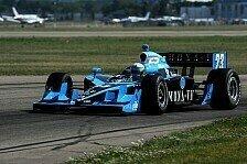 IndyCar - Wo ein Wille ist, ist auch ein Weg: Scheckter hofft auf komplette Saison