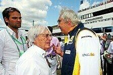 Formel 1 - Mosley: Bernie war in der Minderheit: Ecclestone stimmte gegen Briatore-Strafe