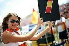 Formel 1 - Bilder: Ungarn GP - Girls
