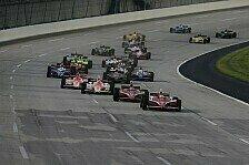 IndyCar - Bilder: Kentucky - 12. Lauf