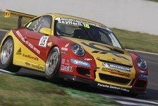 Carrera Cup - Perfekte Teamarbeit: Dritte Pole f�r Jan Seyffarth