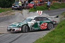 DRS - 53. Wartburg Rallye bleibt popul�r: Tradition und Umdenken in Eisenach