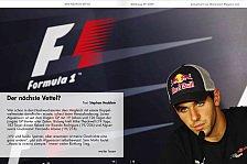Formel 1 - Jugendwahn oder zuk�nftige Stars?: Die Stars von morgen im RACEmag