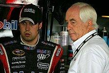 IndyCar - Aus zwei mach vier?: Penske stellt sich f�r das n�chste Jahr auf