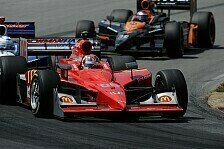 IndyCar - Noch nicht eingerostet: Newman/Haas Racing startet mit Oriol Servia