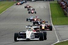 Formel 2 - Hegewald am Podest: Toller Start sichert Soucek den Sieg