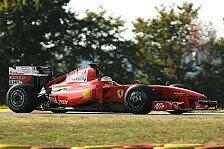 Formel 1 - Blog - Badoer kann schnell fahren