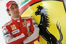 Formel 1 - Bereit f�r Valencia: Video - Badoer in Fiorano