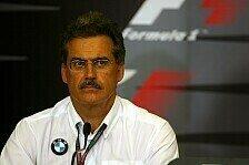 DTM - Fahrer noch kein Thema: BMW steht vor Lernphase