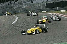 Formel 3 Cup - Sieg am Sachsenring f�r Tom Dillmann: Faire Konkurrenten im Formel-3-Cup
