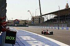 GP2 - Mit Vollgas nach Spa: H�lkenberg weiter auf Titelkurs
