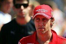 Formel 1 - Erwarten einen gro�en Sprung: Badoers Zukunft nach Spa offen