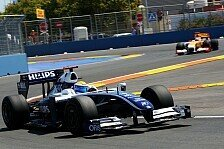 Formel 1 - Bilderserie: Europa GP - Teamanalyse