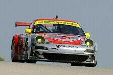USCC - Porsche im Titelrennen
