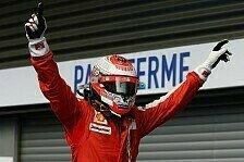 Formel 1 - Zweite Amtszeit in Rot: Mega-Transfer: R�ikk�nen kehrt zu Ferrari zur�ck