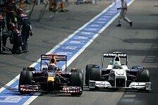 Formel 1 - F1 ist kein Damenkr�nzchen: Strafen: Konstanz und Transparenz gesucht
