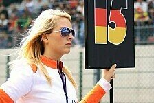 Formel 1 - Bilder: Belgien GP - Girls