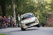Mehr Rallyes - Rallye Grünhain