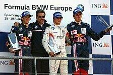 Formel BMW - Belgien