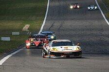 Le Mans Serien - Fahren ist das beste Training