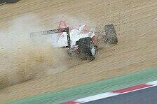 F3 Euro Series - Neustart am Nachmittag: Rennabbruch nach Unfall