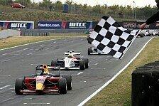 Formel 2 - Vorbild Formel 1: Formel 2 mit Regel-Modifikationen