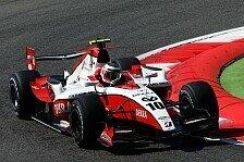 GP2 - Titel in greifbarer N�he: Nico H�lkenberg im Soll
