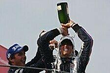 Formel BMW - Nasr dominiert gesamte Saison: Jahresr�ckblick 2009